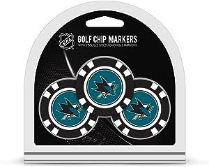 Team Golf NHL Unisex 3 PK Golf CHIP