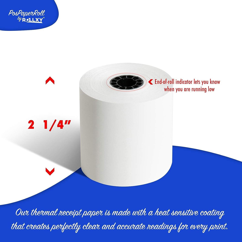 SHARP XE-A207 W Thermal Paper Till Rolls