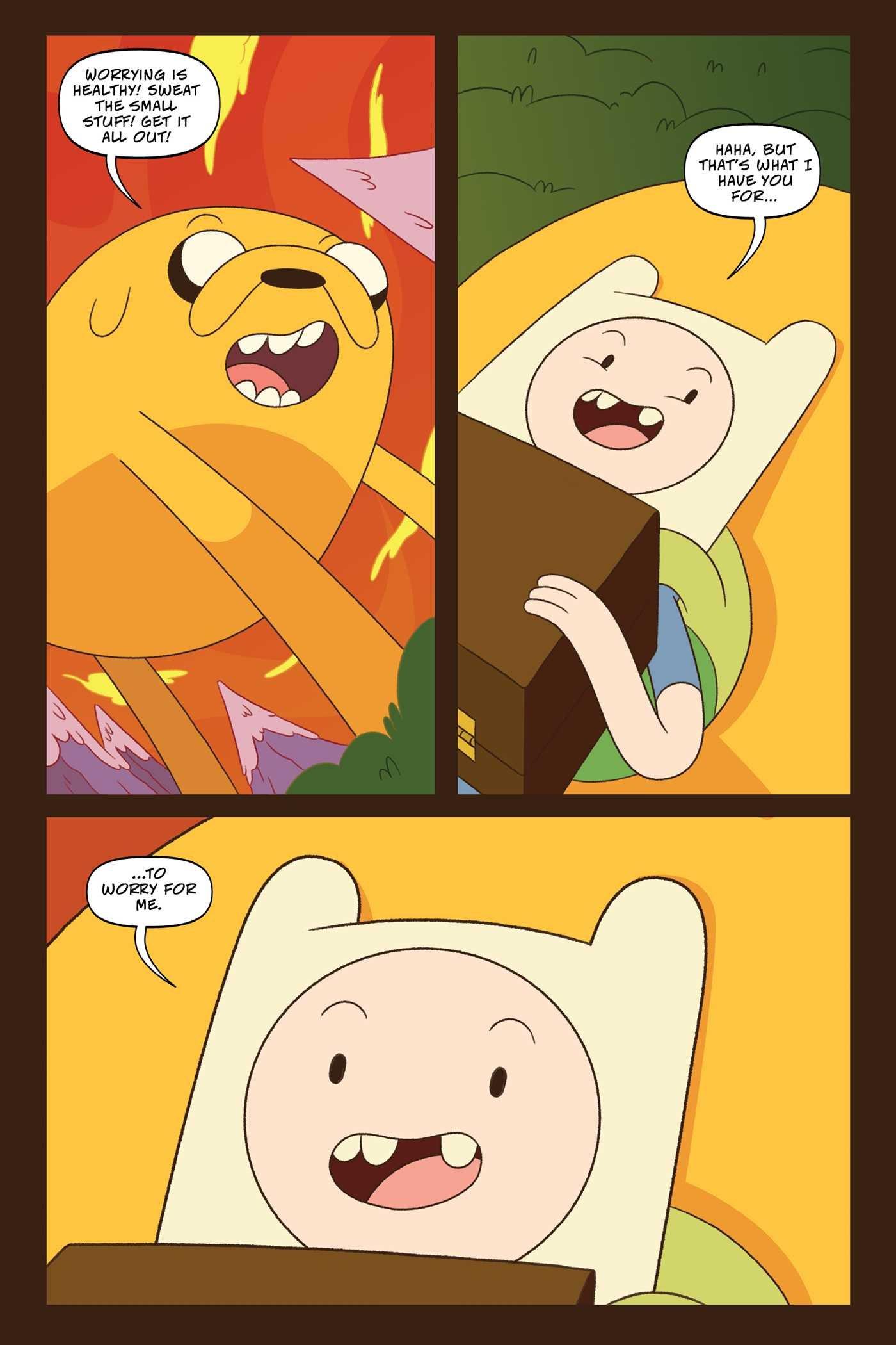 Adventure Time Original Graphic Novel Vol. 11: Princess & Princess by KaBOOM! (Image #3)