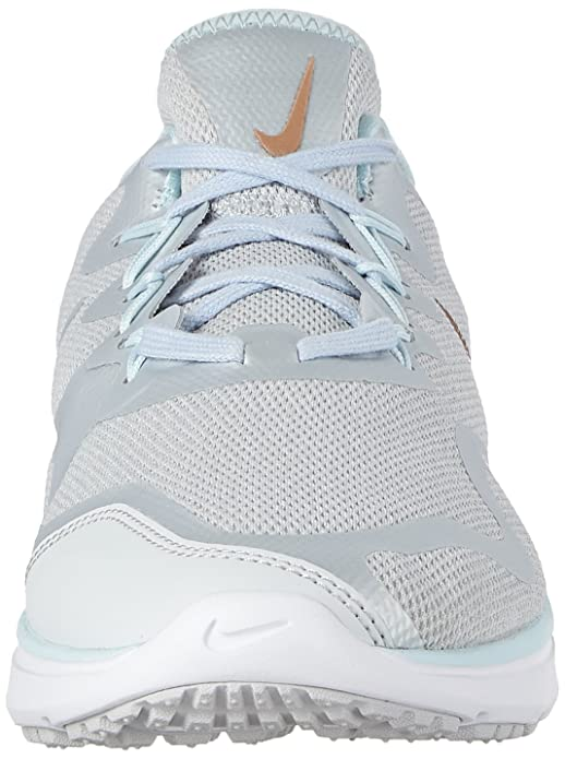853d763c38 Amazon.com | Nike Women's Shoes Air Max Fury Sneakers Pure Platinum  Metallic Red Bronze Glacier Blue AA5740 005 | Road Running