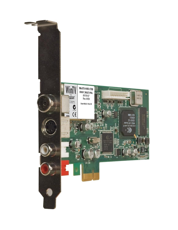 Hauppauge WinTV-HVR-1200 Recorder Configuration Driver Windows 7