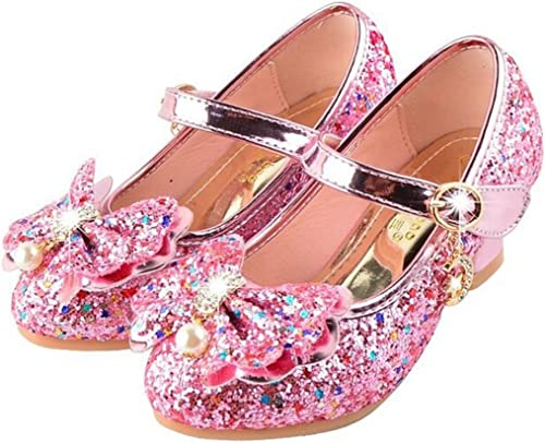 Toddler//Little Kid//Big Kid Cambridge Select Girls Closed Round Mary Jane Toe Crystal Rhinestone Buckled Kitten Heel Pump