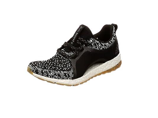 e2b0cae2 adidas Pureboost X All Terrain, Zapatillas de Running para Mujer,  (Negbas/Ftwbla