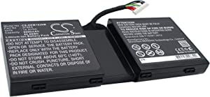 GAXI Battery for DELL Alienware 17, Alienware 18, Alienware M17X R5 Replacement for P/N 02F8K3, 0G33TT, 0KJ2PX