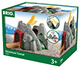BRIO World - 33481 Adventure Tunnel | Toy Train Accessory for Kids Age 3 and Up