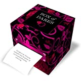 Chronicle Books Box of Dares: 100 Sexy Prompts for Couples (Naughty Gift for Couples, Adult Sex Game)