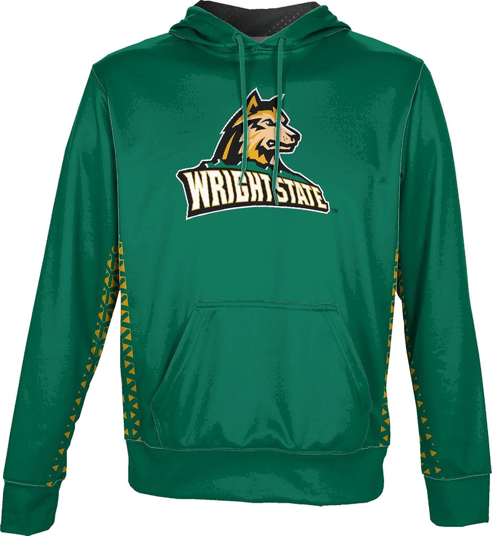 Geometric ProSphere Wright State University Boys Hoodie Sweatshirt