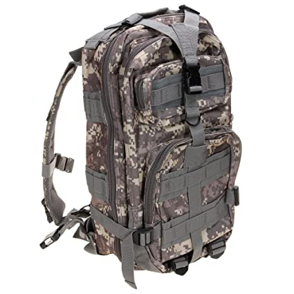 313e7a3ca9 Image Unavailable. Image not available for. Color  Lovinland 30 L Outdoor  Backpack Tactical Rucksacks Military ...