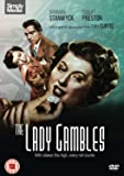 The Lady Gambles [DVD]