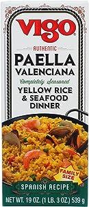 Vigo Paella Vallenciana 19-Ounce Boxes (Pack of 6)