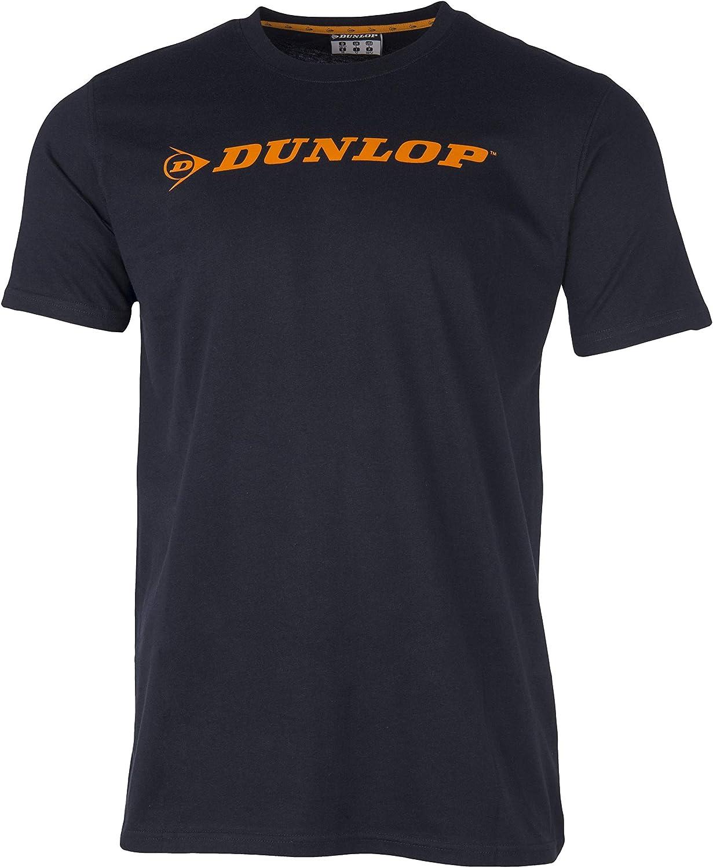 XXL T-Shirt Unisex-Adult Dunlop 71439-XXL Navy