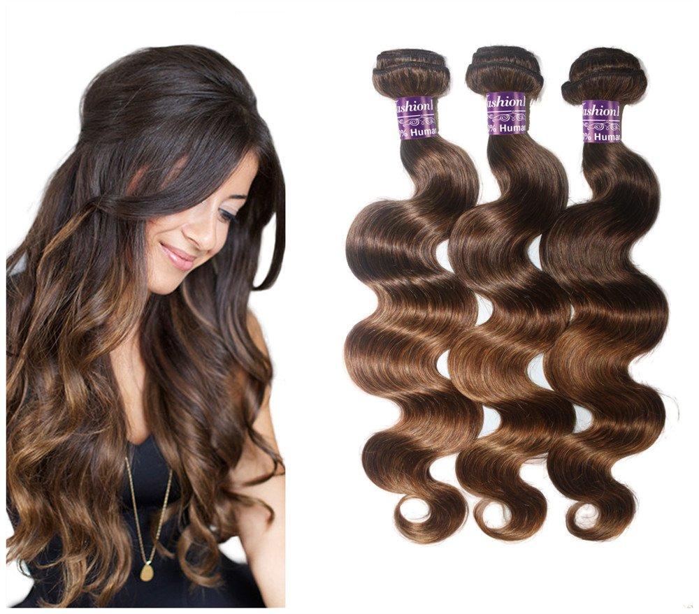 Amazon Fashion A Plus Tm Brazilian Human Hair Ombre Hair