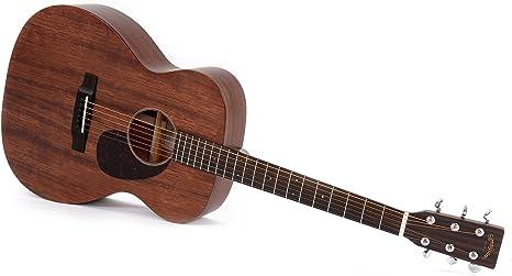 Guitarra Acústica Sigma 000M-15+: Amazon.es: Instrumentos ...