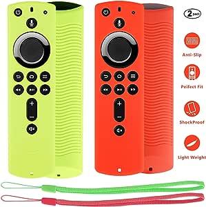 Firestick - Funda para mando a distancia compatible con Fire TV ...