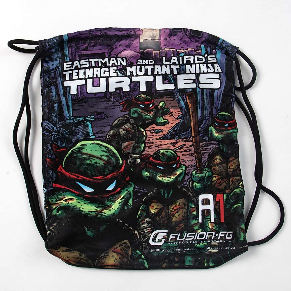 Amazon.com: Fusion Fight Gear TMNT Book One Limited Edition ...