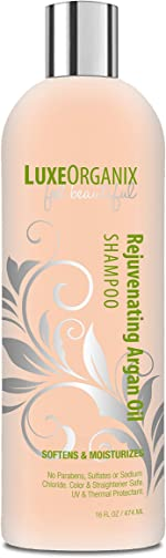 Sulfate Free Shampoo Safe For Color Treated Hair And Keratin Treatments.