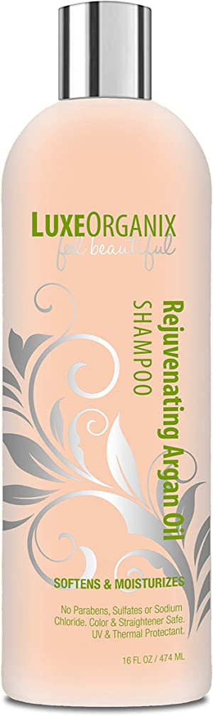 Sulfate Free Shampoo Safe For Color Treated Hair And Keratin Treatments. Moroccan Oil Repairs And Smooths Damaged, Dry, Curly Or Frizzy Hair. SLS And Cruelty Free. 16oz (USA)