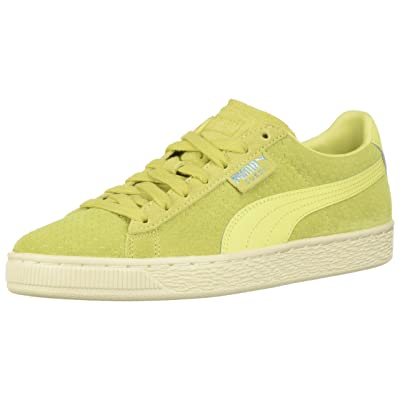 PUMA Women's Suede Classic Perforati WN's Sneaker | Fashion Sneakers