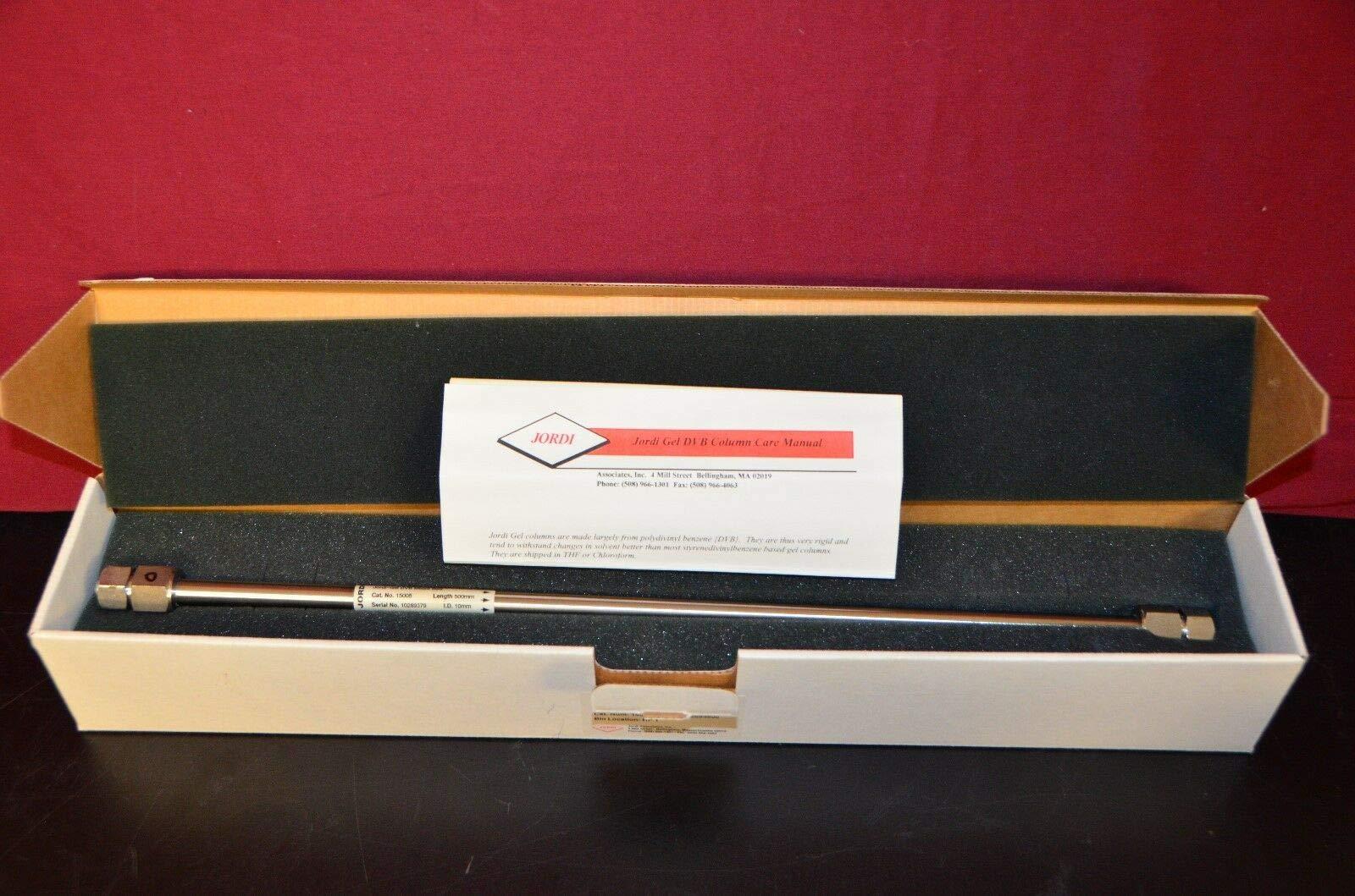 labtechsales Jordi Jordi-Gel DVB Mixed Bed 500mm x 10mm HPLC Column 15005