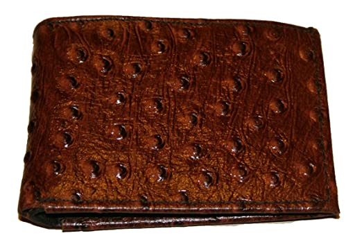 Amazon.com: Mens wallet en una auténtica COW-HIDE (Piel de ...