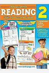 Reading for 2nd Grade - 200 Essential Reading Skills (Reading Eggs) Flexibound