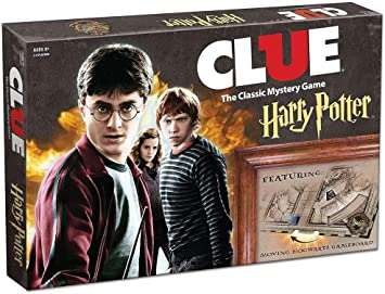 Clue Harry Potter Board Game by USAopoly: Amazon.es: Juguetes y juegos