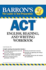 Barron's ACT English, Reading and Writing Workbook, 2nd Edition Paperback