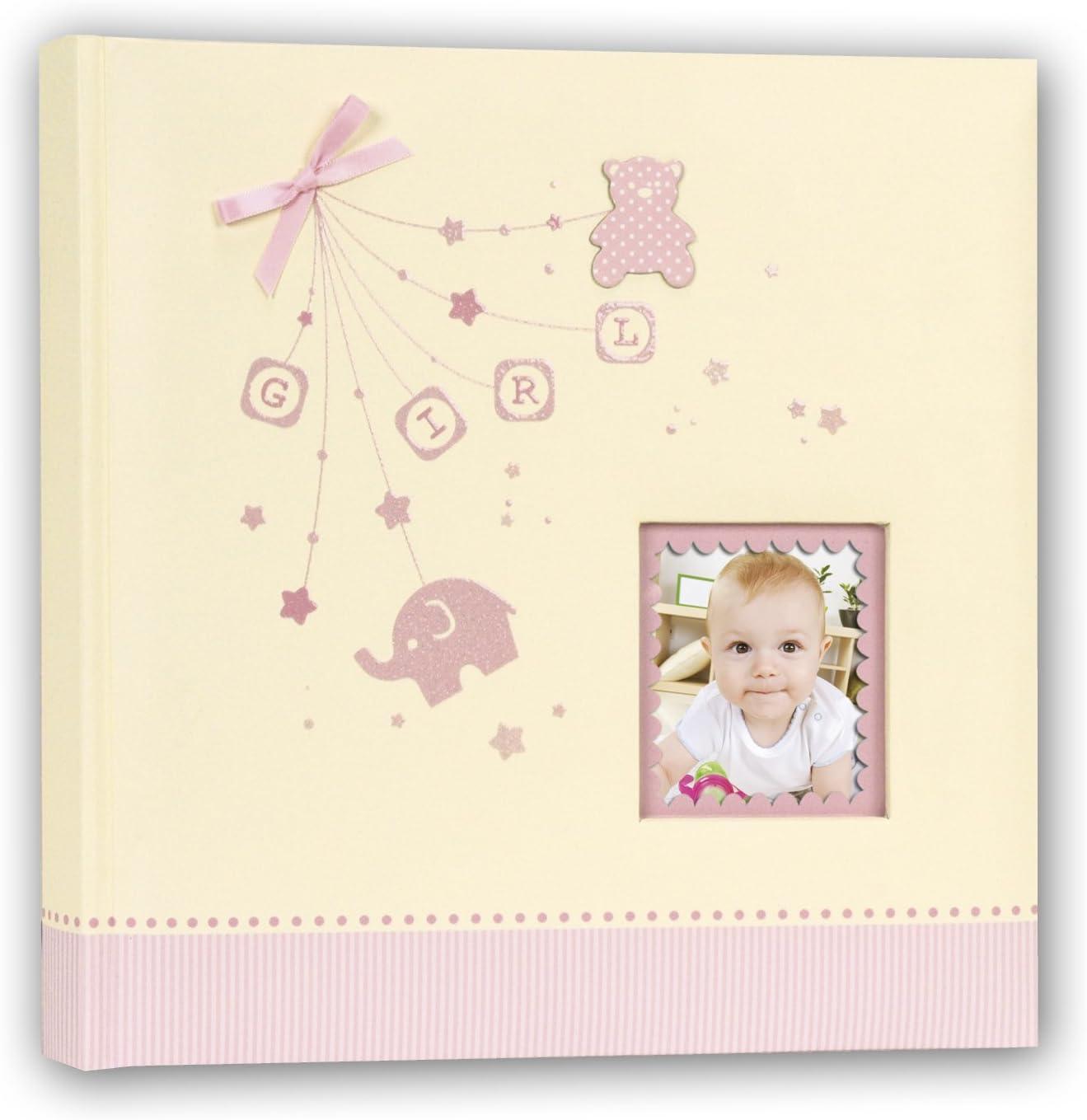 ALISON BLUE Babyalbum 24x24 cm