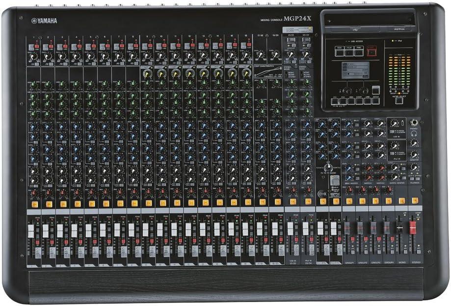 Yamaha MGP24X - Mgp-24x mesa de mezcla analógica de 24 canales ...