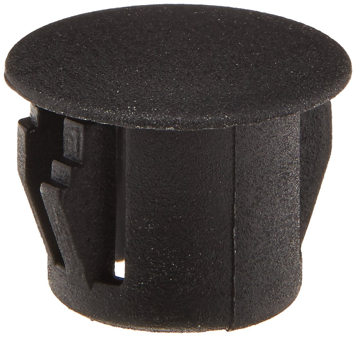 10-Pack 3//8-Inch Black Morris 22384 Plastic Knockout Plug