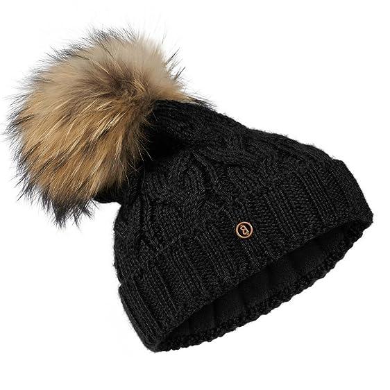 Bogner Fire + Ice Drew Womens Hat - One Size/Black