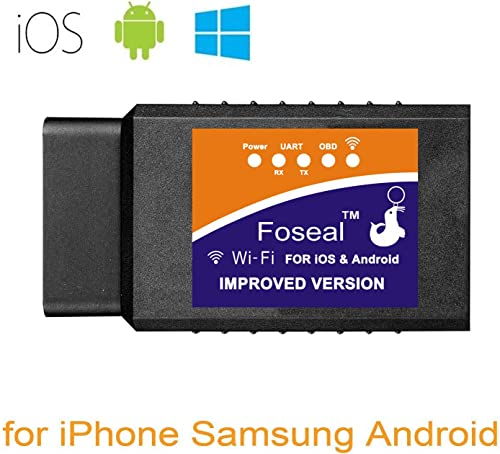 Foseal Bluetooth ELM327 interface is ideal for DIY mechanics and car owners alike.
