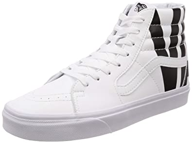 Vans Men s Sk8 Hi Classic Tumble Skate Shoes (9 B(M) US Women 0c81bc7c0