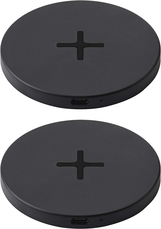 LIVBOJ Wireless Qi USB C Charger Pad