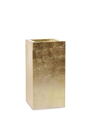 Unbekannt Amphore Pflanzgef/ä/ß Gold