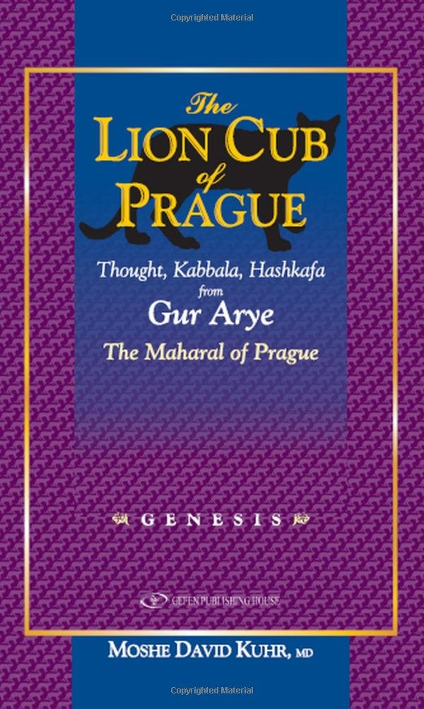 Download The Lion Cub of Prague: Genesis (The Lion Club of Prague) pdf