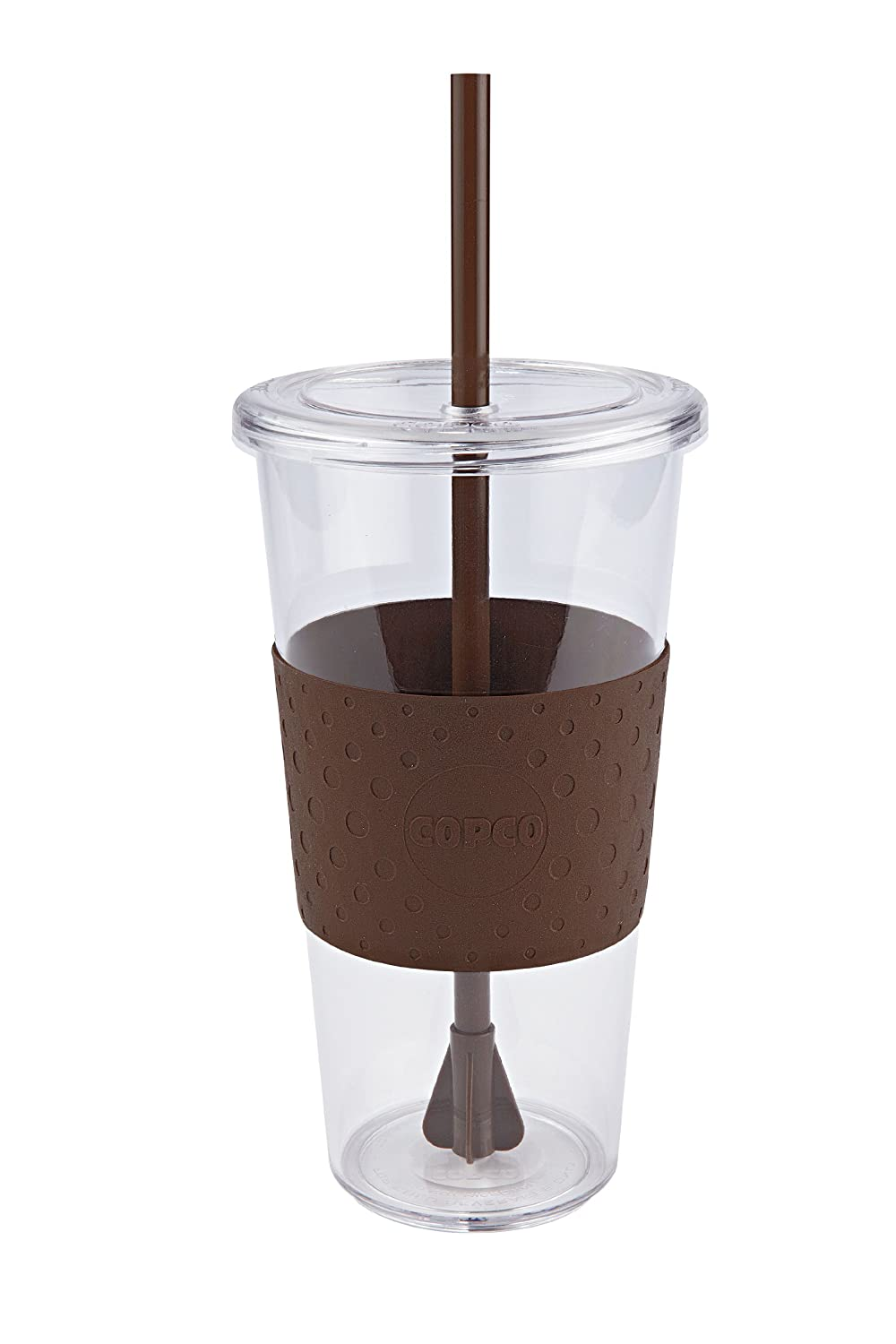 Top Amazon.com | Copco Sierra 24-Ounce Cold Tumbler, Brown: Travel  AO63