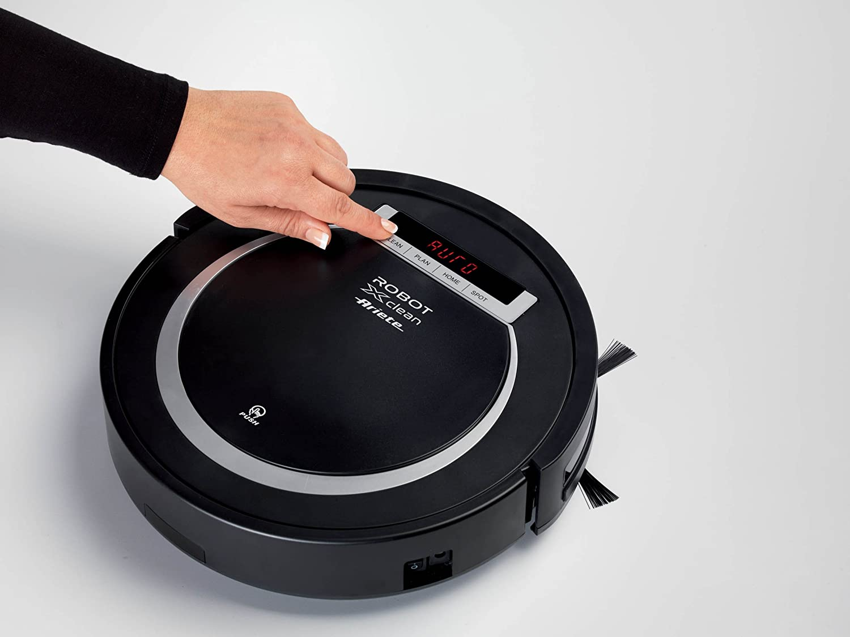 Ariete 2718-1 - Aspirador robot X Clean, color negro: Amazon.es: Hogar