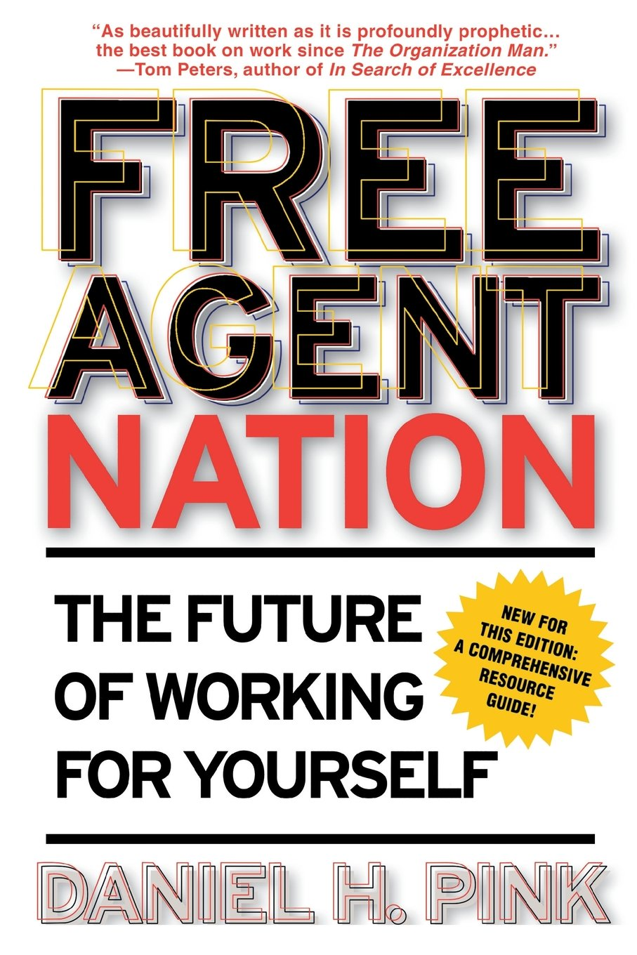 Download Free Agent Nation: The Future of Working for Yourself ebook