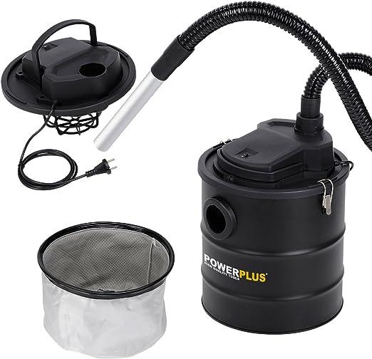 VARO - Powerplus POWX305 - Aspirador de cenizas 1000W, 20L: Amazon ...