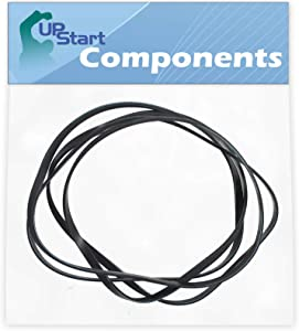6602-001655 Dryer Drum Belt Replacement for Samsung Dryers - Compatible with Part Number AP4373659, 1935594, 6602-001314, PS4133825