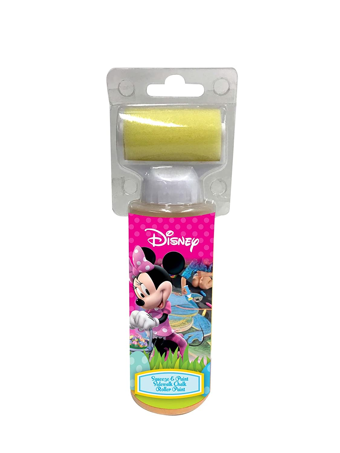 Minnie Mouse Liquid Chalk Roller, Pink PTI Group Inc.