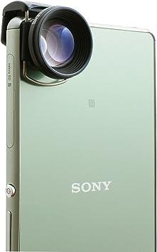 System-S Universal 2 x teleobjetivo lente de aumento para tele ...