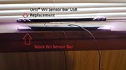 how to make a usb wii sensor bar