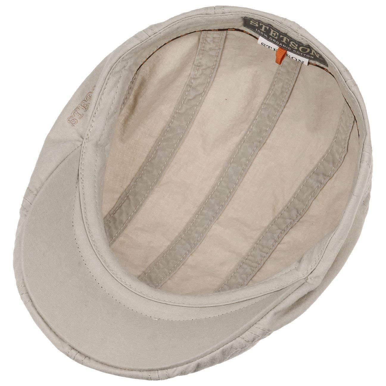 Stetson Madison Delave Coppola cappello piatto cotton cap berretto estivo   Amazon.it  Abbigliamento a062bc73f8a3