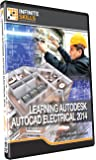 Learning AutoCAD Electrical 2014 - Training DVD