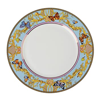 Finecasa European Style Personalized Design Bone China 10 Inch Dinnerware Charger Plates (1 Song  sc 1 st  Amazon UK & Finecasa European Style Personalized Design Bone China 10 Inch ...