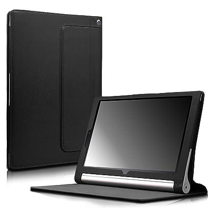 san francisco 60a6d e8248 Amazon.com: Infiland Lenovo Yoga Tablet 2 10 Case, Folio Premium ...