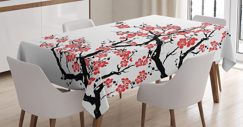 Banquet Luxury Rectangular Organic Cotton Tablecloth 58 x 120 or 58 x 104Modern Oblong Organic Cotton Tablecloth