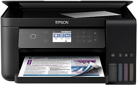 EcoTank ET-3700 4800 x 1200DPI Inyección de Tinta A4 33ppm WiFi Multifuncional
